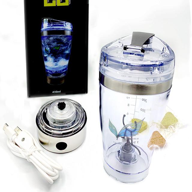 Chablet Originals ポータブルボトル 450ml(電動ボトルUSB充電式)